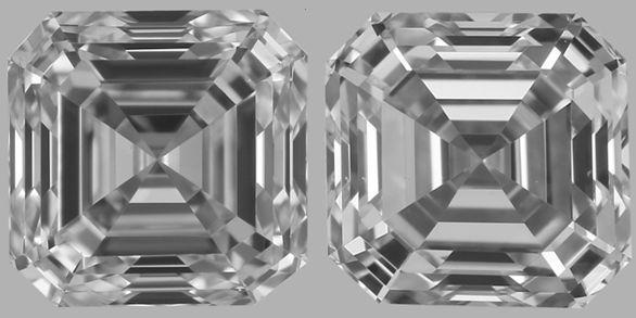 Paar plein smaragd Brilliants 080 ct totale D VS1 IGI - E VVS2 GIA. Originele beelden 10 x #1910-1911  0.40ct-0.40 ct Total 080 ctE VVS2 - D VS1POOLS: EX-VGSYMMETRIE: VG-VGBloem: geen-geenVoor meer informatie en en controle van de bovenstaande gegevens te bekijken gelieve de bijgevoegde certificaat afbeelding.BTW is niet inbegrepen in de prijs.Het verschil tussen importeren en lokale aankoop s is alleen de douane inklaring vergoeding die tussen de 30-50 Euro afhankelijk van uw land…