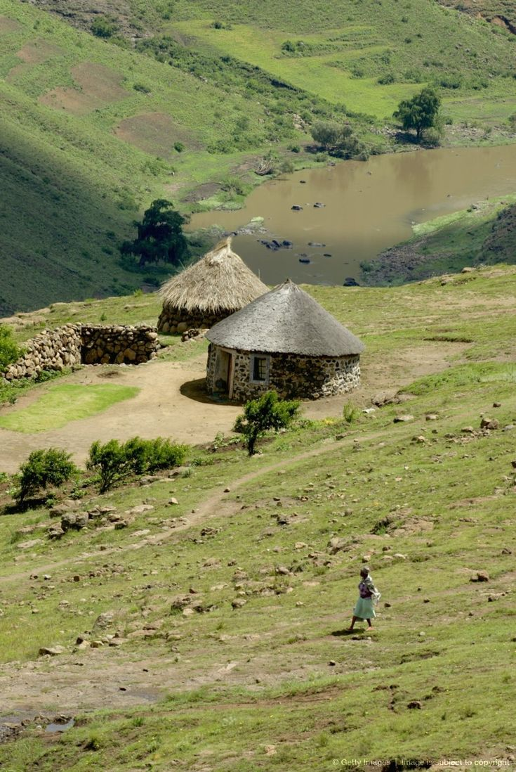 Lesotho, Southern Africa