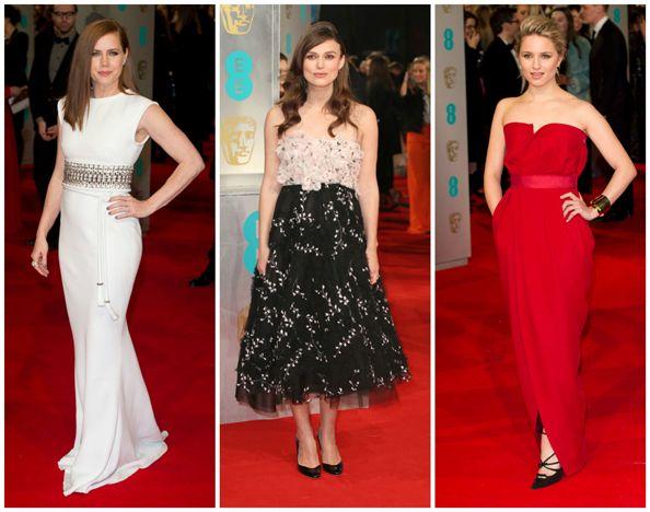 BAFTAs 2015 Best Dressed