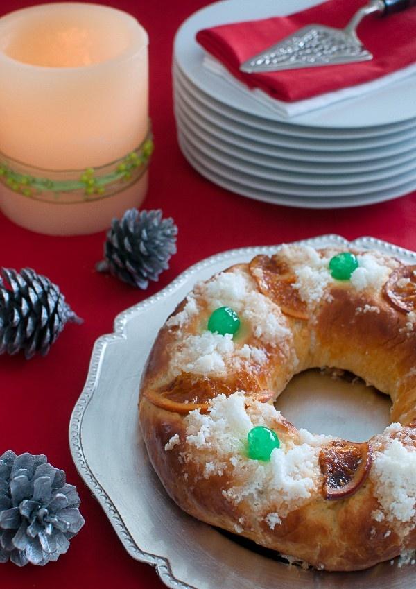 Rosco'n de Reyes. ( Blog: Pimientos verdes)