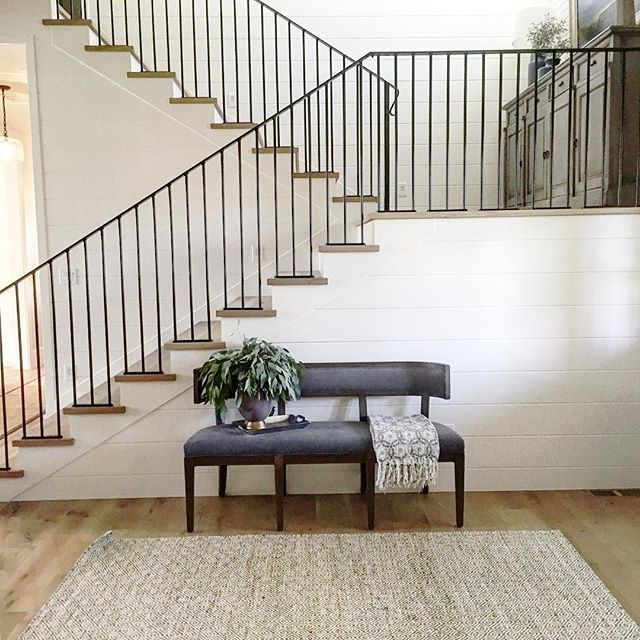 This Stair Railing Turned Out Just As Wed Envisioned It Midwayfarmhouse