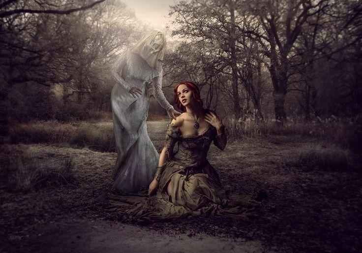 Photographe: Fae Digital Art by Denis Fischer/Raven-Art High Resolution: http://www.corvus-ars.de/portfolio/lost-bride/