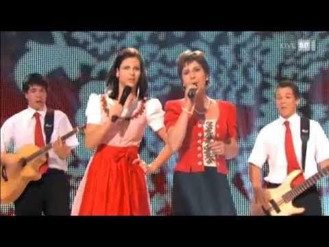 A sensational yodelling performance broadcast on German ARD TV September 2007. One of the best yodelling performances ever.