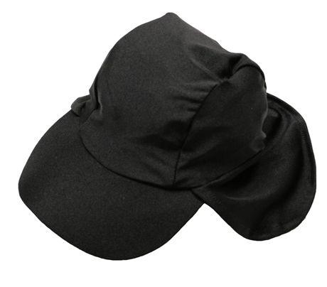 179 kr Zunblock Solkeps M Svart | Barnkläder UV & Bad | Jollyroom
