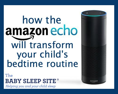 The Amazon Echo isn't just a cool personal assistant - it is a tool that can revolutionize your baby or toddler's bedtime routine! Learn 6 ways to use the Amazon Echo as a bedtime tool.