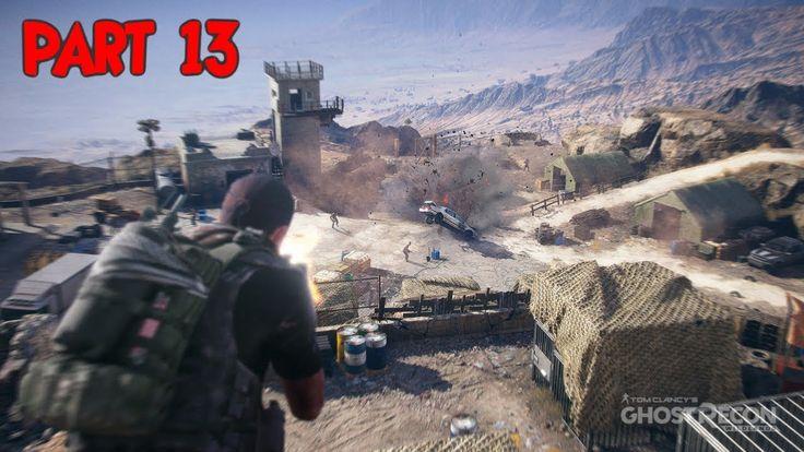 Tom Clancy's Ghost Recon Wildlands gameplay part -13 ( ps4)