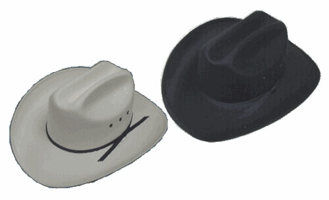 Cowboy Hats for Infants, Toddlers & Children - Kids Cowboy Hats - Accessories for Li'l Cowboys and Cowgirls - Western Apparel for Kids