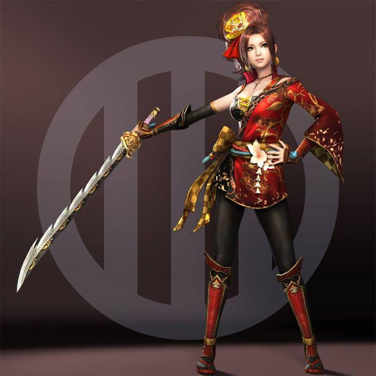 Image - Lady Kai (TKD2).png | Koei Wiki | FANDOM powered by Wikia
