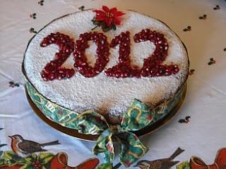 Authentic Greek Recipes: Greek New Year Cake (Vassilopita)