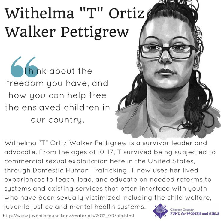 "Withelma ""T"" Ortiz Walker Pettigrew - Survivor, Leader, and Advocate."