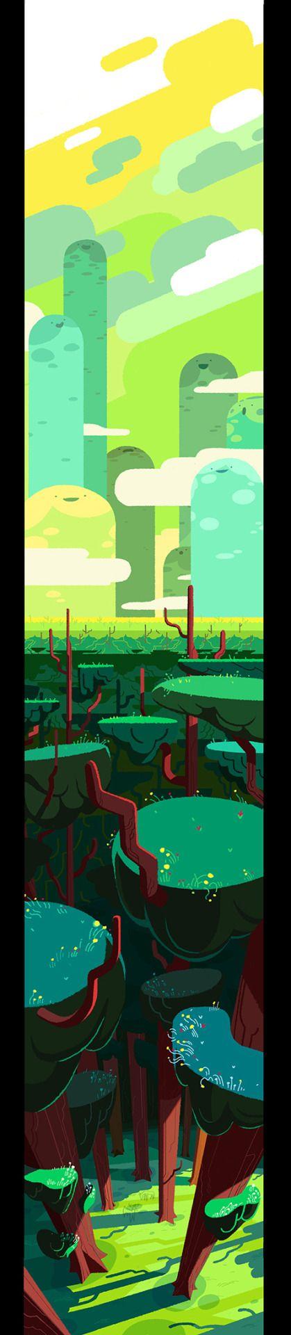 King of Pine - Hello. I hope you guys enjoyed Garnet's Universe,...