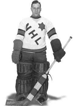 Chicago Blackhawks Legends: Charlie Gardiner