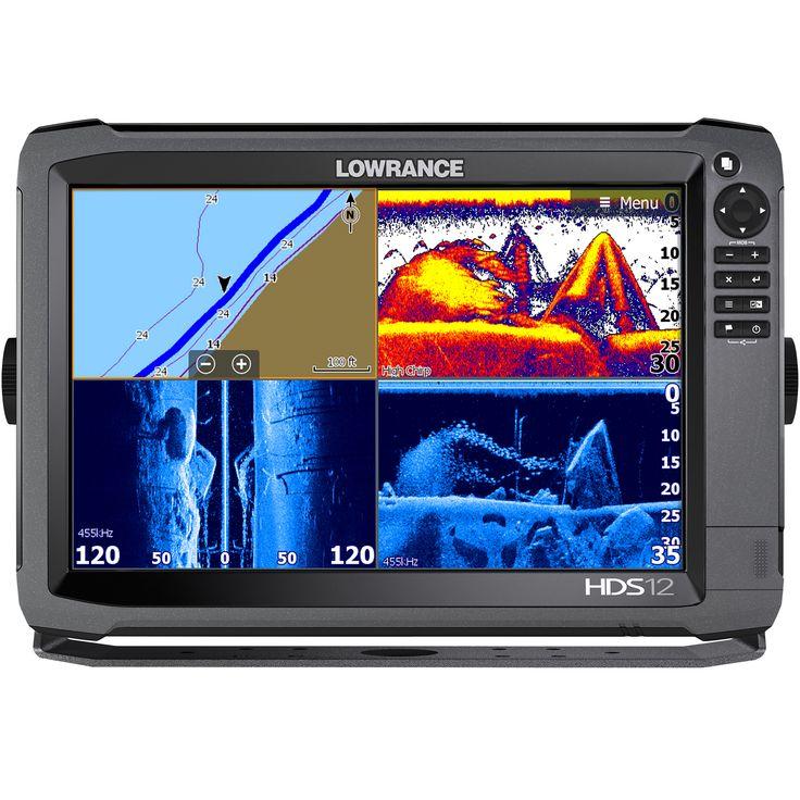 Lowrance Fish finder Elite5 HDI Fishfinder/Chartplotter w