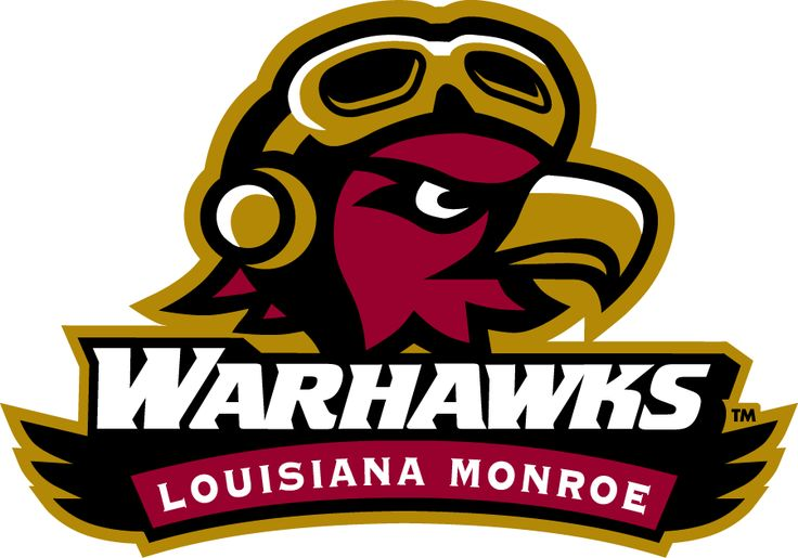 LouisianaMonroe Warhawks Misc Logo NCAA Division I (im