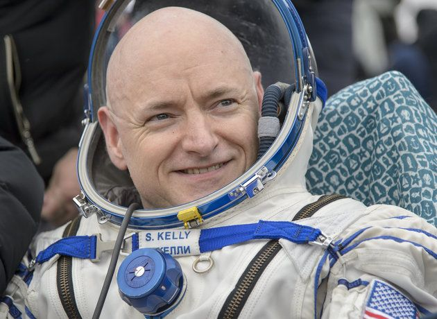 Neil DeGrasse Tyson Says Scott Kelly Aged More Slowly In Space, And He's Right