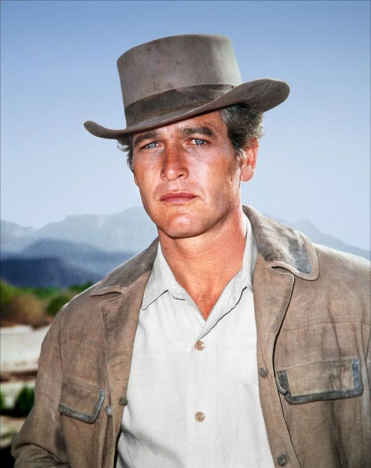 """Paul Newman from the movie """"Hud"""""""