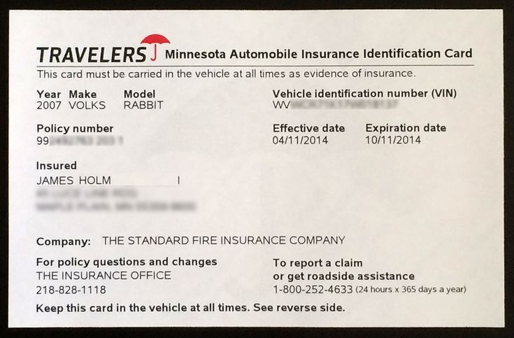 Proof Of Auto Insurance Template Free Progressive Insurance Car