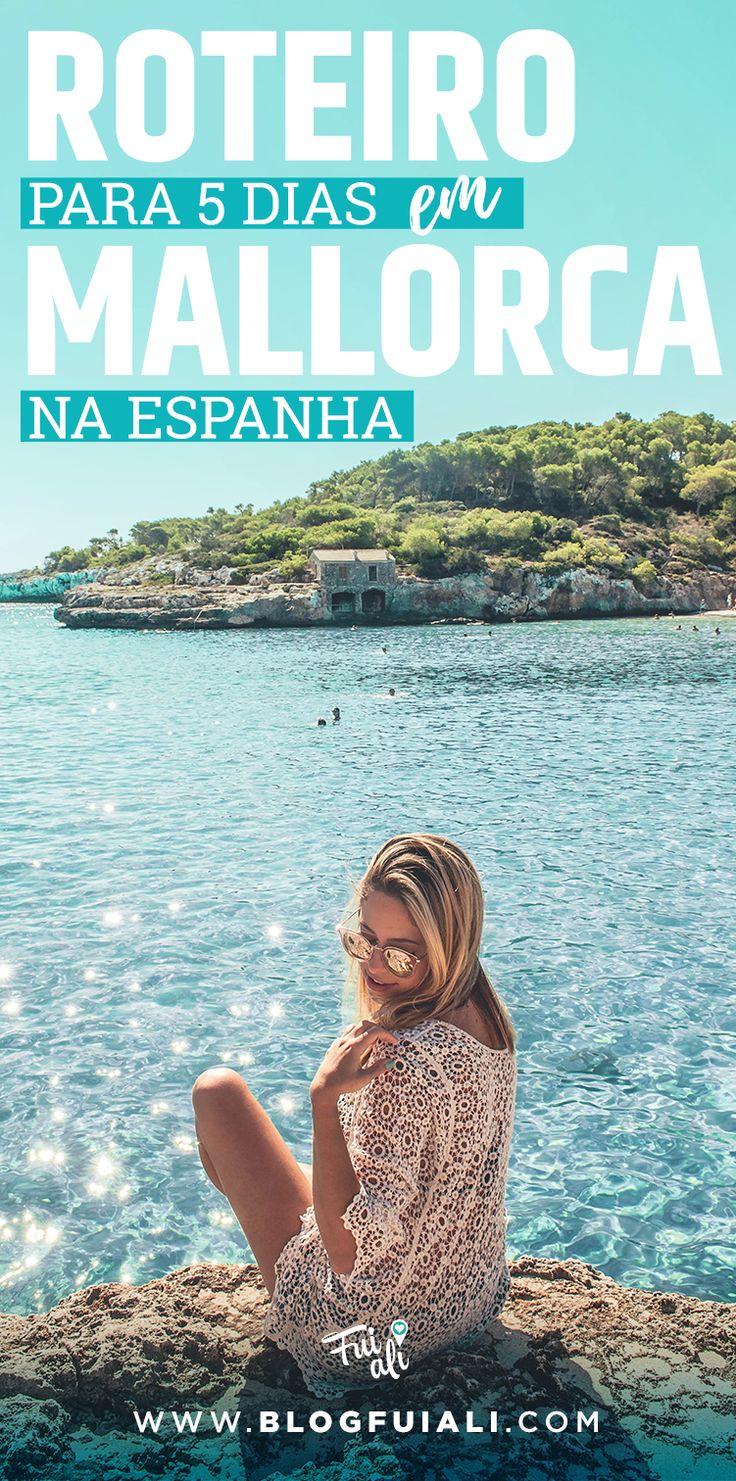 Quando pensamos em águas cristalinas sempre vem a nossa mente Caribe, Ibiza, Tailândia... Mas que tal incluir Maiorca (Mallorca)  no seu roteiro de viagem para uma eurotrip? Fizemo um roteiro completo para 5 dias nesse paraíso!