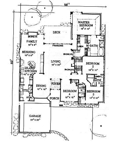 17 best morton home buildings floor plans images on for Morton building designs