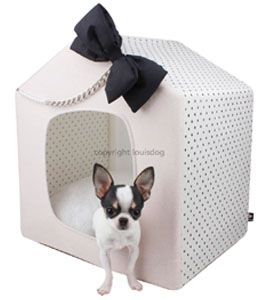 Louis Dog Bed