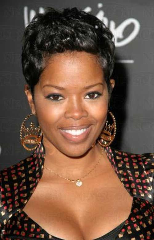 Pretty Hairstyles For N American : 40 best malinda williams short n sassy images on pinterest