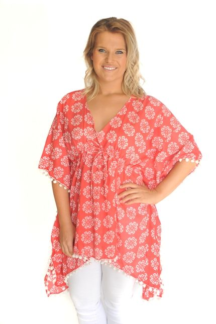 Holiday Karma Kaftan  $84.95