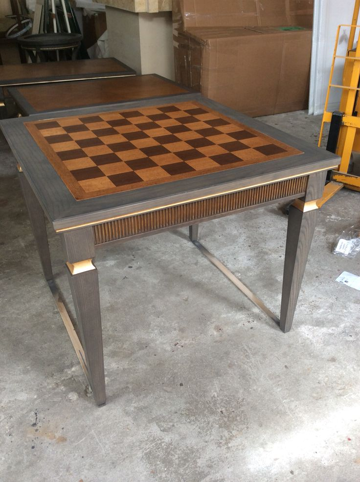 Game table.   Tavolo da gioco  www.arvestyle.it