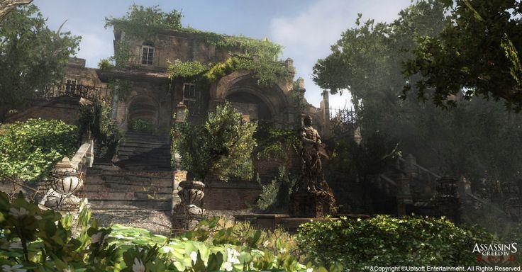 North Carolina/ E3 demo- Assassins Creed 4: Black Flag