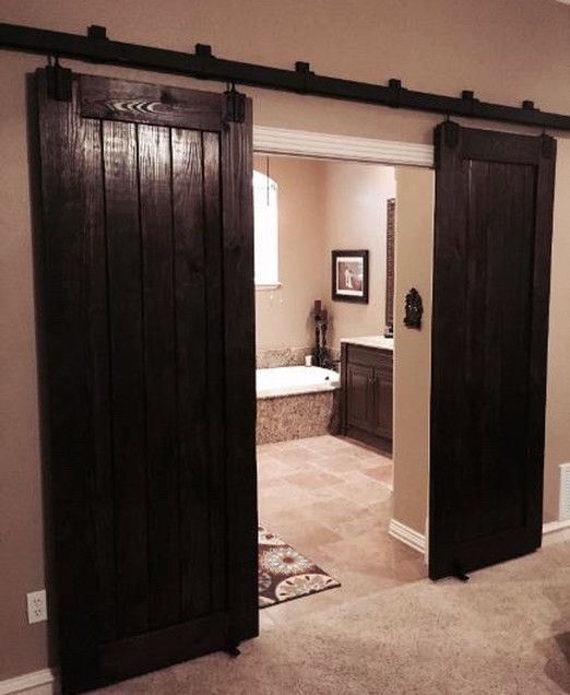 TBS Custom Barn Doors specializes in making custom interior barn doors for homes and venues.