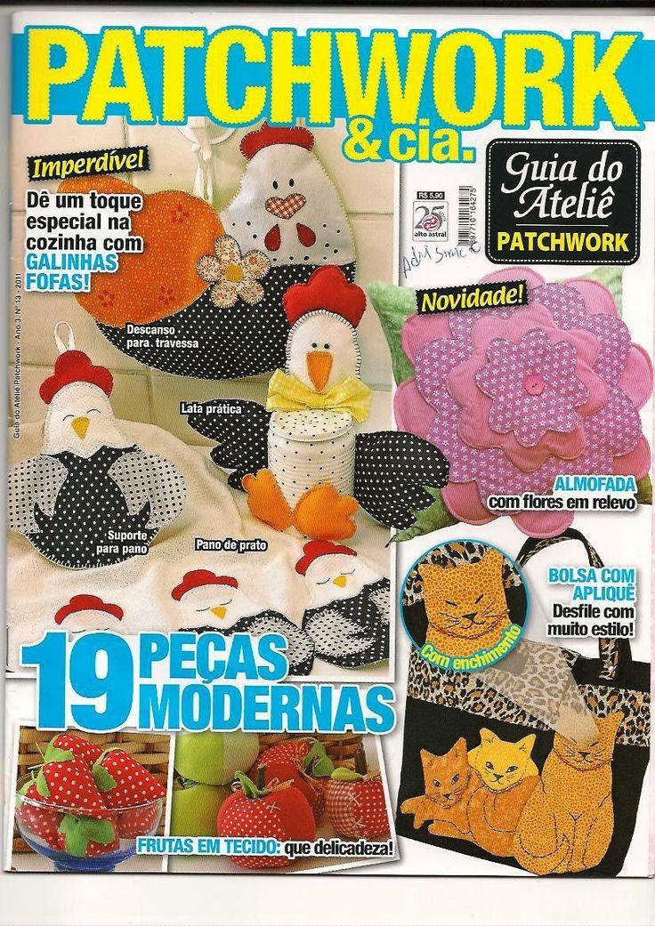 revistas de manualidades gratis revista de patchwork