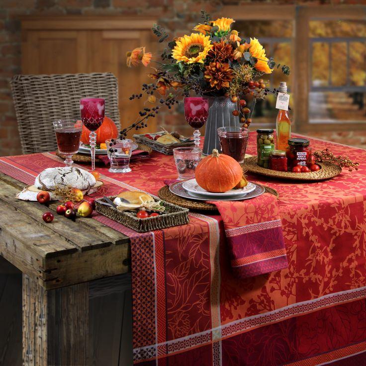 Gedeckter Tisch Im Garten: 112 Best Images About Tische Dekorieren Im Herbst On