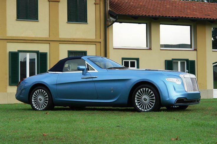 Никому не нужен: как стремительно дешевеет эксклюзивный Rolls-Royce — «История автомобилестроения» на DRIVE2