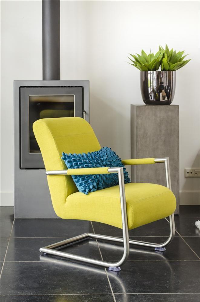Fauteuil Angelica  Verkrijgbaar bij Korver Living in Sliedrecht  #fauteuil  #interieur #wonen
