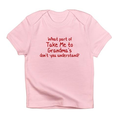 Grandma: Grandma Shirts,  T-Shirt, For Kids,  Tees Shirts, Grandkids, Baby, Grandma Houses