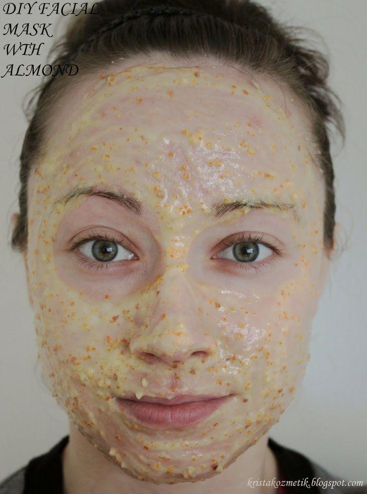 Has almond facial masque glad have Madison