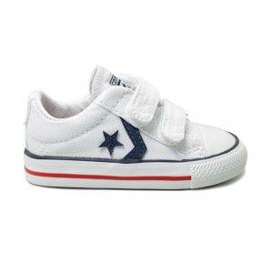 zapatillas niño velcro converse