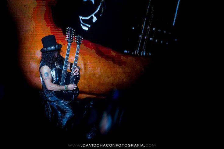 Guns N' Roses en Costa Rica: se nos hizo en esta vida… – revista rock peperina
