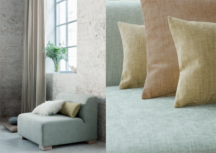 Comfort, a new fabric collection from Home Fabrics