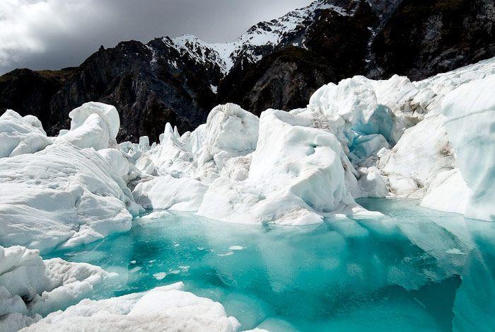 Arctic / Snow / Ice / Iceberg