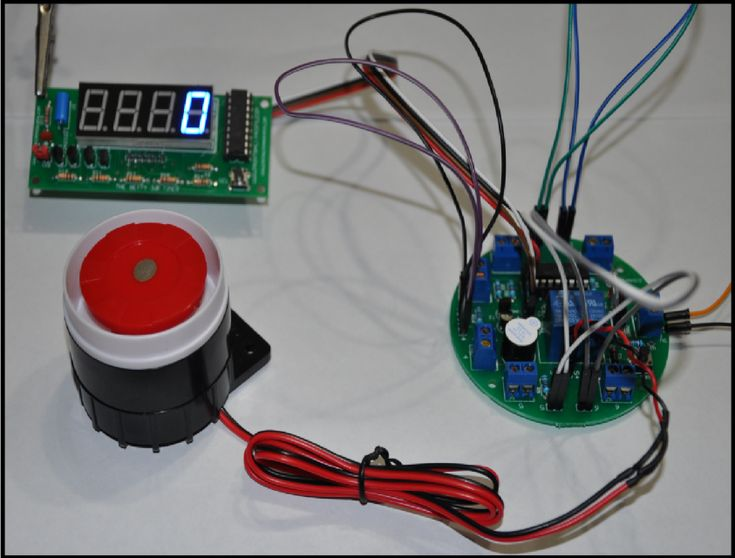 The mine cutter electronic paintball prop with countdown timer V2.0