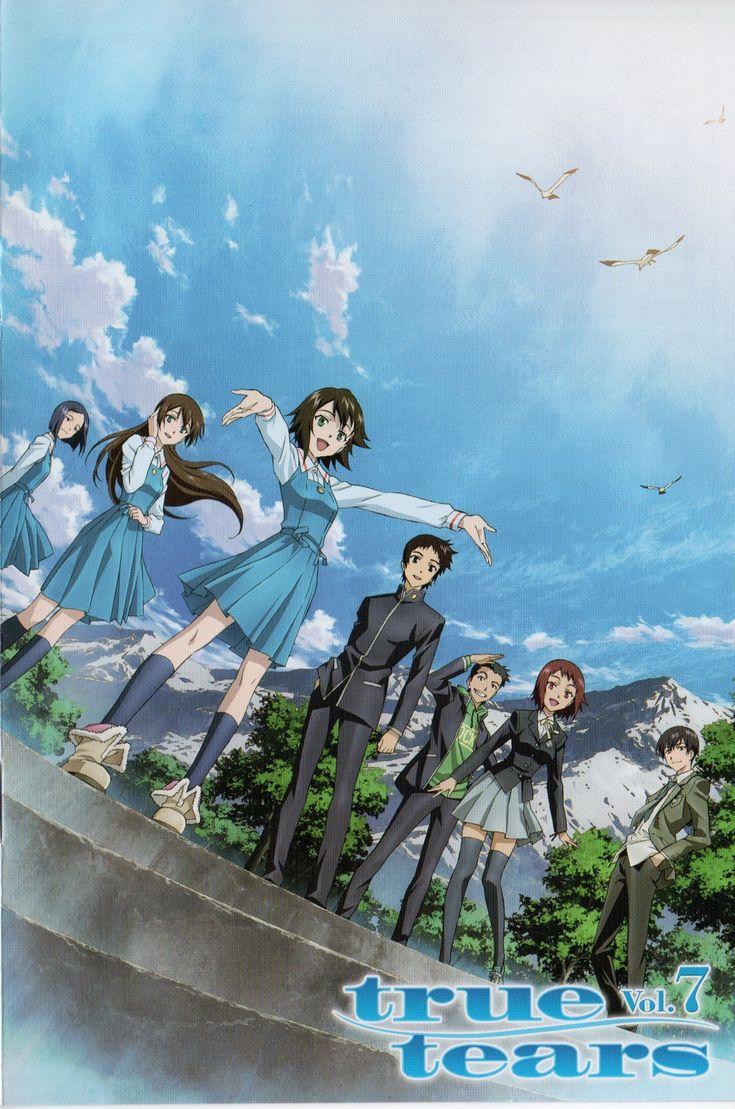 Ai, Noe, Nobuse, Shinichiro, and Hiromi    True Tears