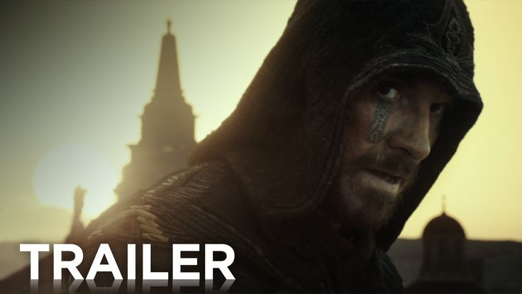 Assassin's Creed Starring Michael Fassbender | Official HD Trailer #1 | ...