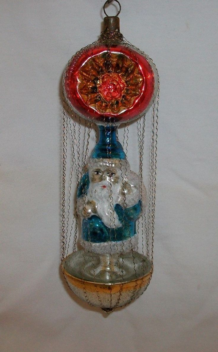 495 Best Vintage Glass Tree Ornaments Images On Pinterest: vintage glass christmas tree ornaments