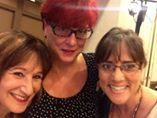 Alex, Martha and Karin at VOICE2014