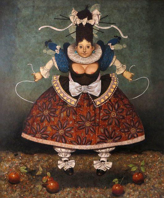 """""""Mademoiselle"""" /""""Matmazel"""", 2013  ~   Daron Mouradian"""