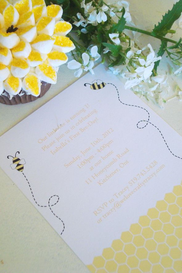 @Jamie Wise Wittkamper  bee party  - love the egg display!