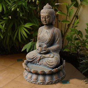 buddah statue for bedroom meditation