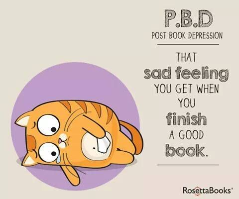 Post Book Depression