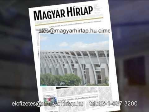 Magyar Hírlap • Magyarként újjászületni