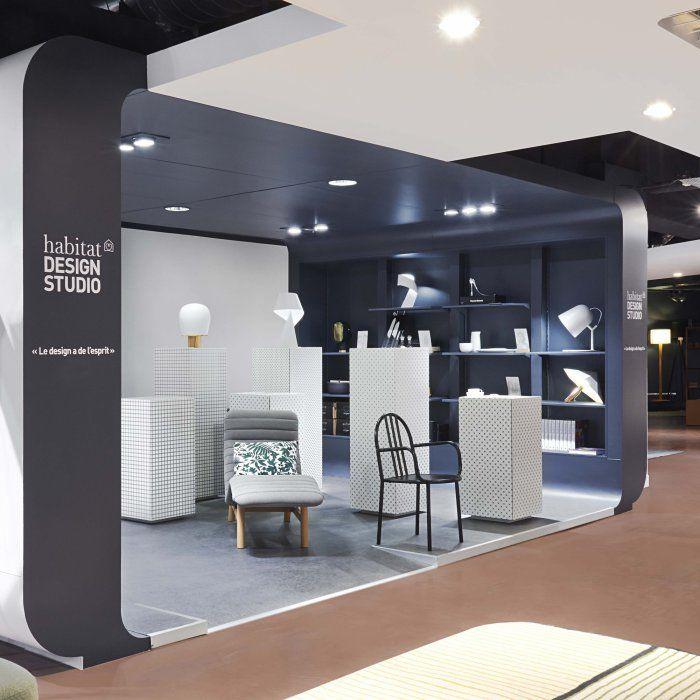 Habitat ouvre son deuxième pop up store au Palais des Congrès de Paris